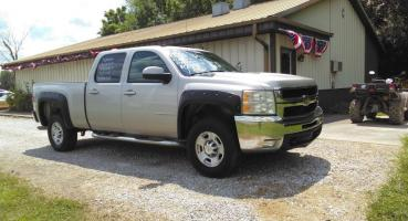 PRICE REDUCED!!!  2007 Chevrolet Silverado 2500HD Z71